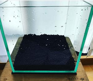 熱帯魚水槽のソイル
