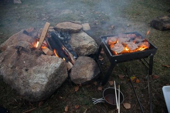 「BBQ 焚火」の画像検索結果