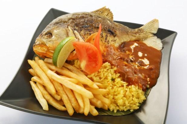 「ピラニア料理」の画像検索結果