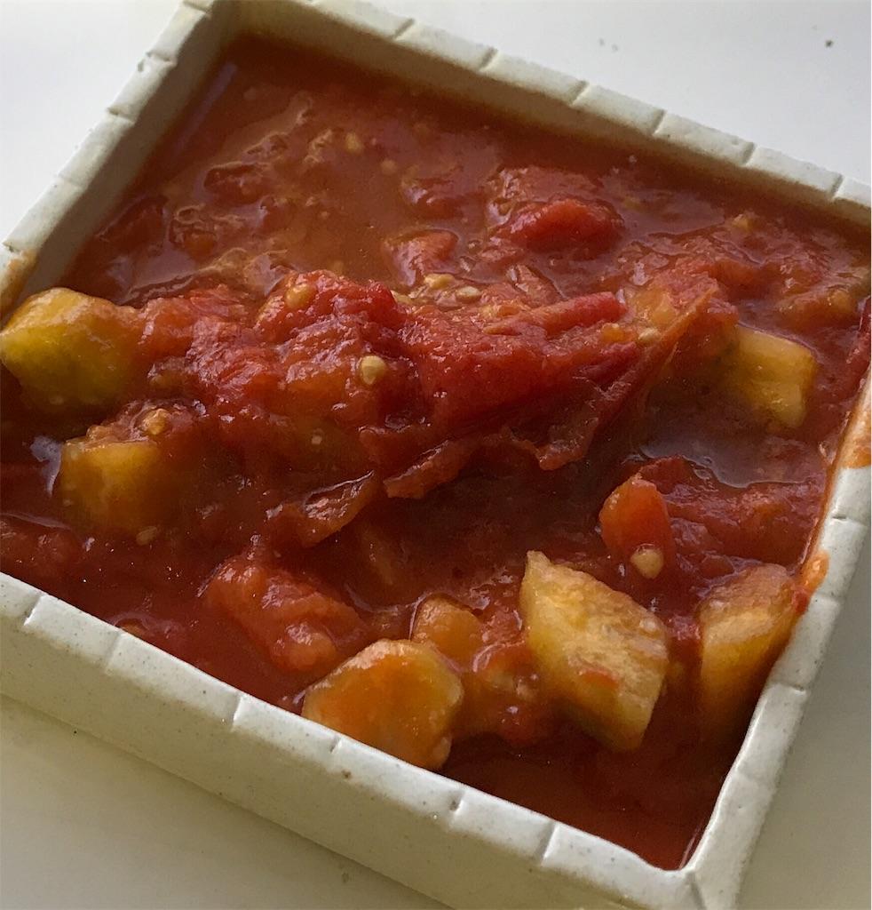 トマトベースソース