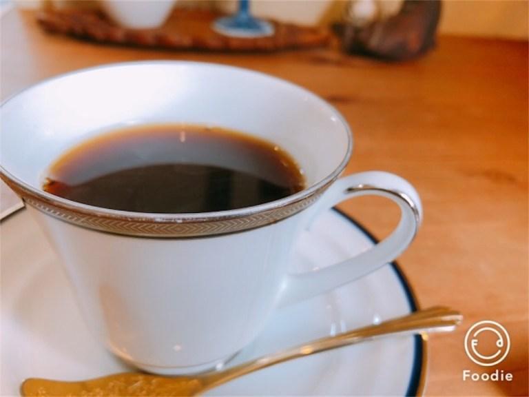麦ばたけのコーヒー