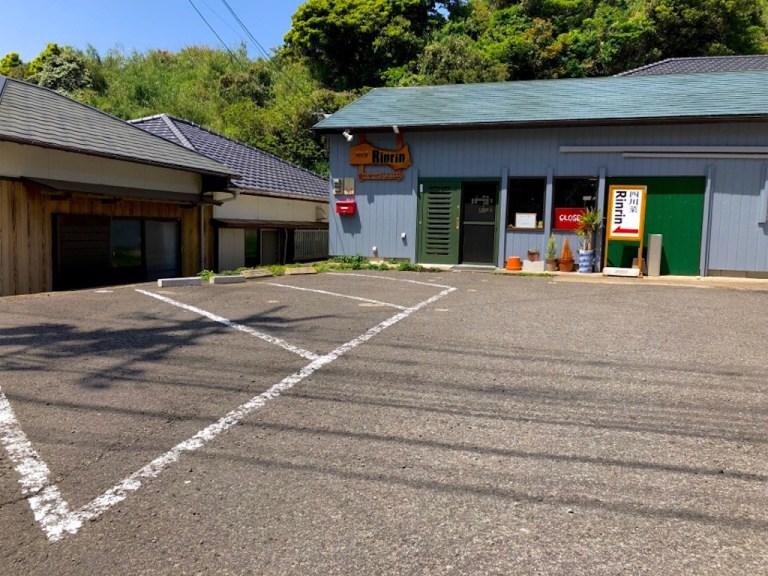 四川菜Rinrinの駐車場