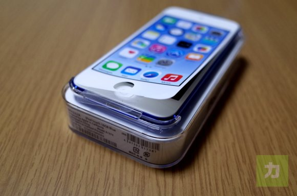 iPod Touch 6の保護フィルム