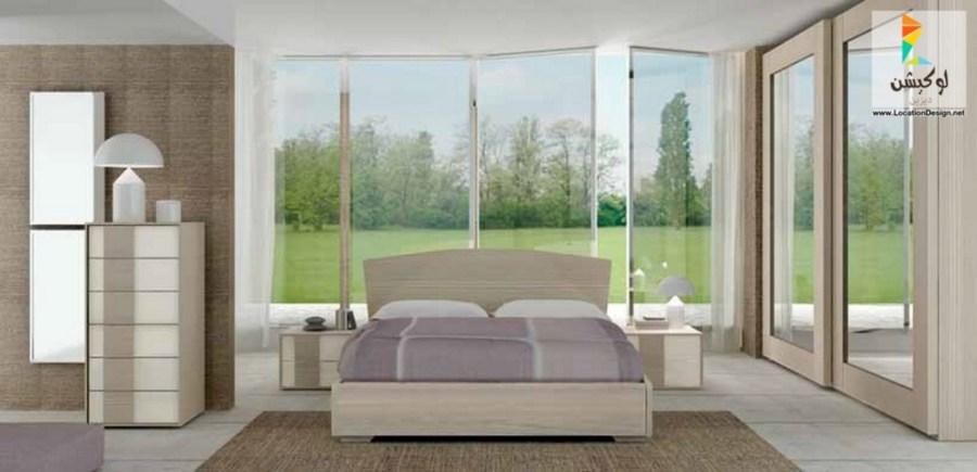غرف نوم مودرن كاملة بالدولاب Bedrooms Blog