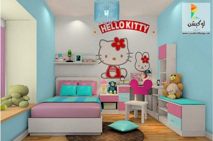 موديلات غرف اطفال مودرن Bedrooms Blog