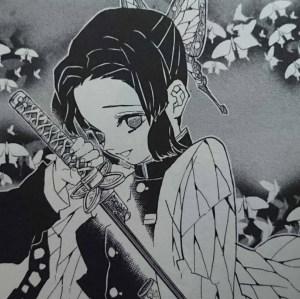 鬼滅の刃 胡蝶しのぶ