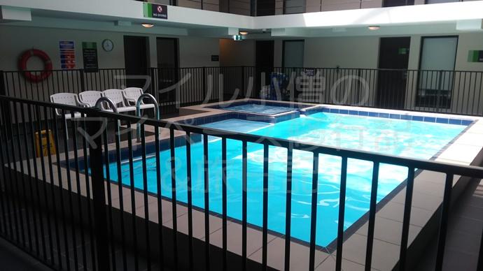 シドニーのアベイホテル