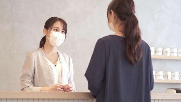 マスク利用時の画像