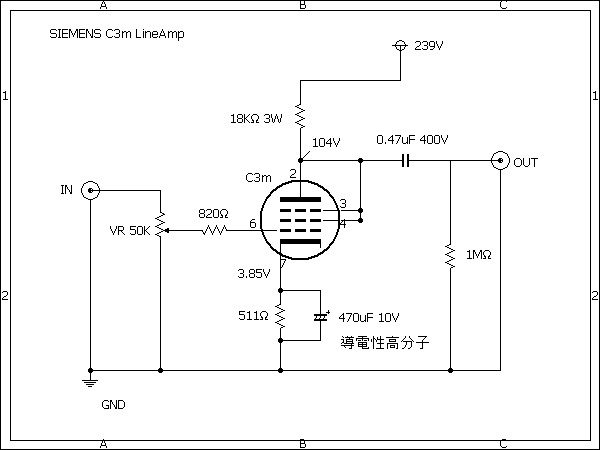 Schematics For C3m Based Preamp