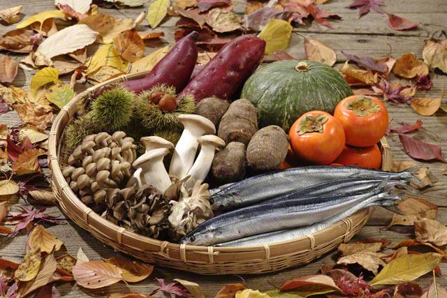 「秋 食べ物 フリー」の画像検索結果