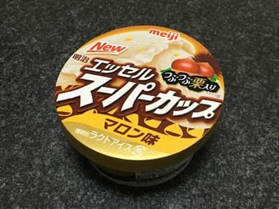 スーパーカップマロン味