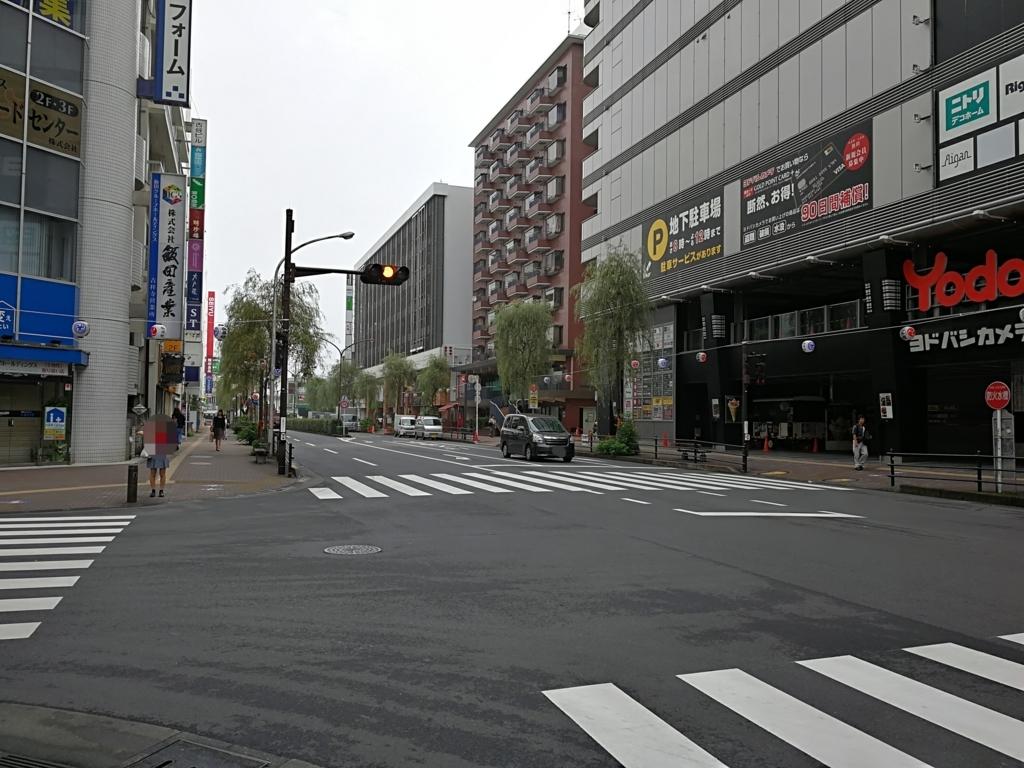 吉祥寺大通り
