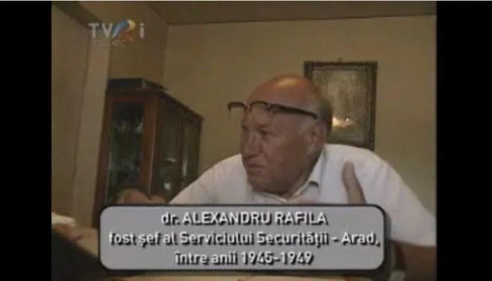 """""""Memorialul Durerii"""". Tatal lui Alexandru Rafila a fost seful Securitatii Arad in perioada neagra 1948-1949: """"A executat 27 de tarani"""""""