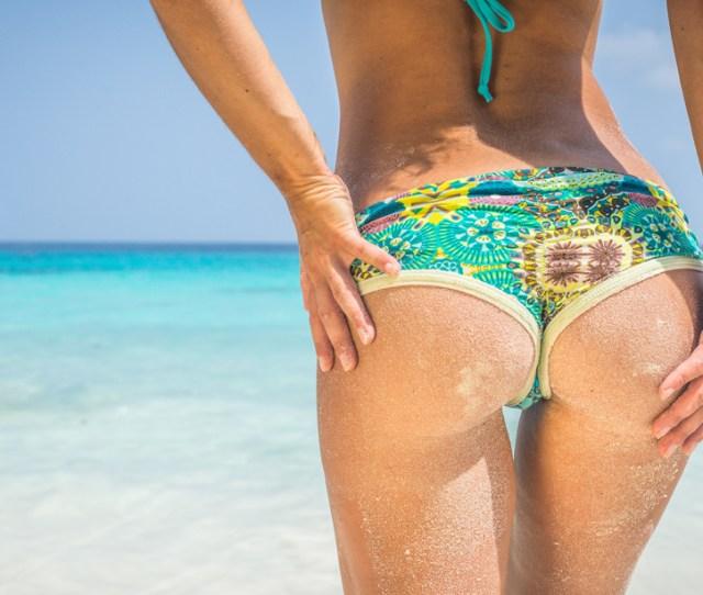 Workouts For A Better Bikini Butt