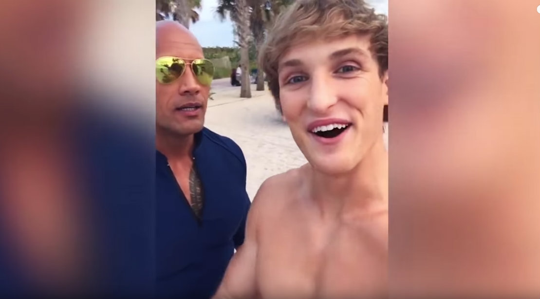 The Rock Shares Heartbreaking News To Actor Logan Paul