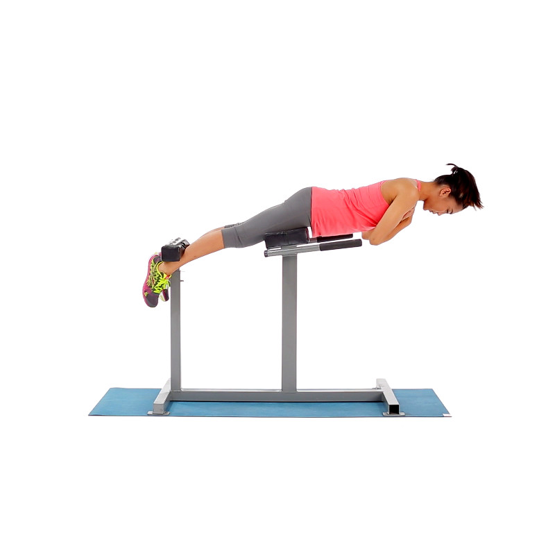 roman chair back extension muscles office max how to properly execute a static muscle fitness