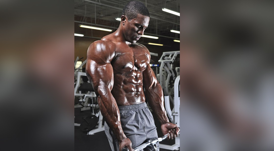 Lawrence ballenger   pro bodybuilder also get big shredded workout routine muscle fitness rh muscleandfitness