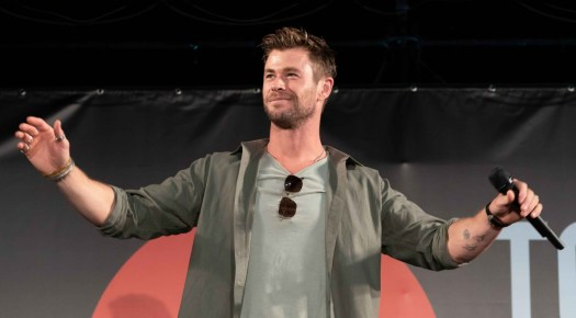 Can Aging be Cured? Actor and Fitness Guru Chris Hemsworth Wants to Find Out.