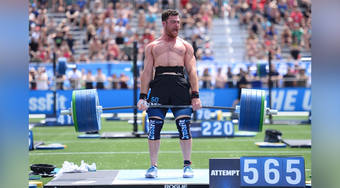2018 Crossfit Games Photos The Top 10 Moments Muscle