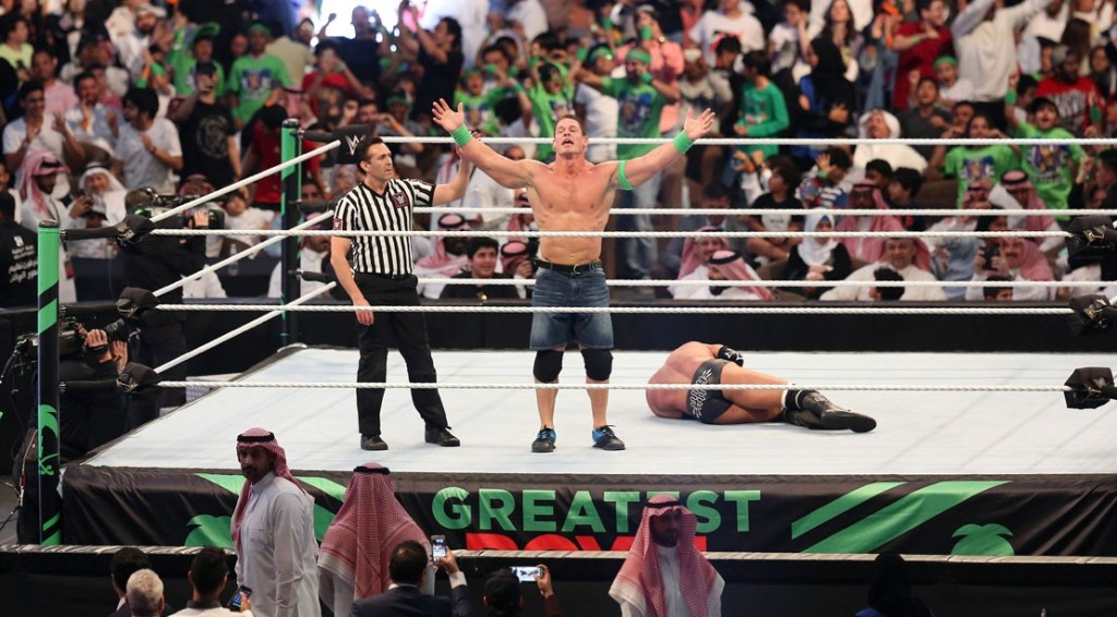 The WWE 'Crown Jewel' Controversy, Explained