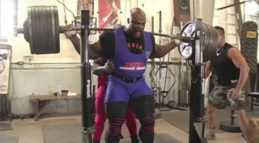 Throwback Video: Ronnie Coleman's Famous 800-Pound Squat