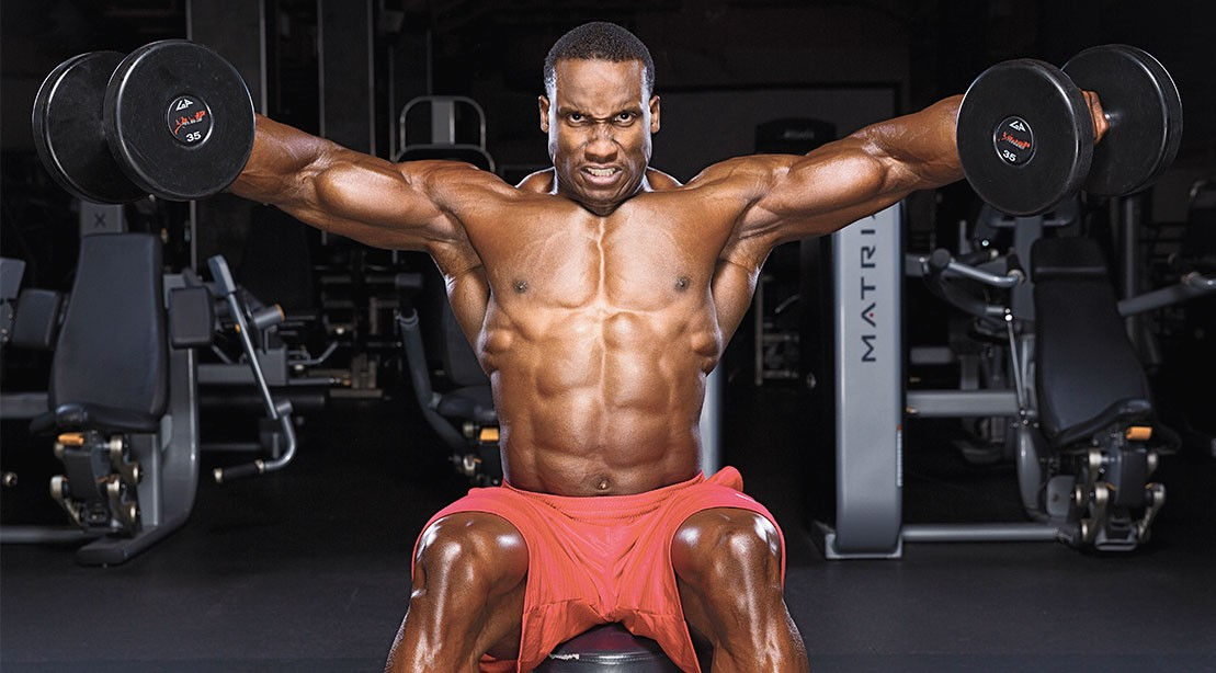 Best Full Shoulder Workout Routine Muscle Fitness