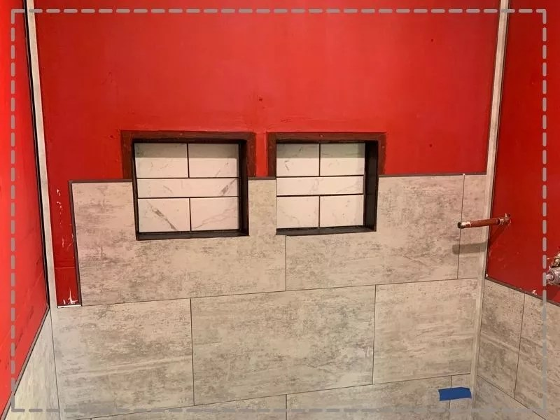 how to waterproof shower walls for