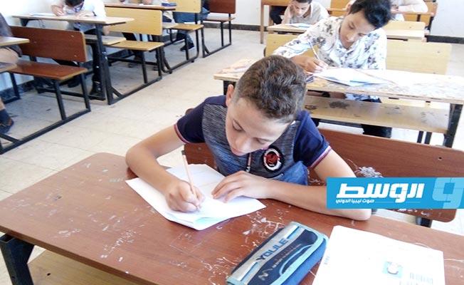 وزارة التعليم بالحكومة الموقتة تعتمد نتيجة الشهادة الثانوية