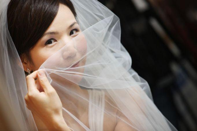 Kalamakeup for bride Kris's wedding at Grand Hyatt Hotel, H.K.