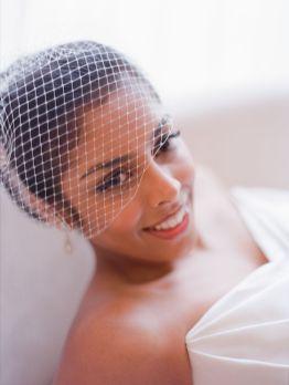 Kalamakeup for bride Sharmini's wedding at LKF Hotel, H.K.
