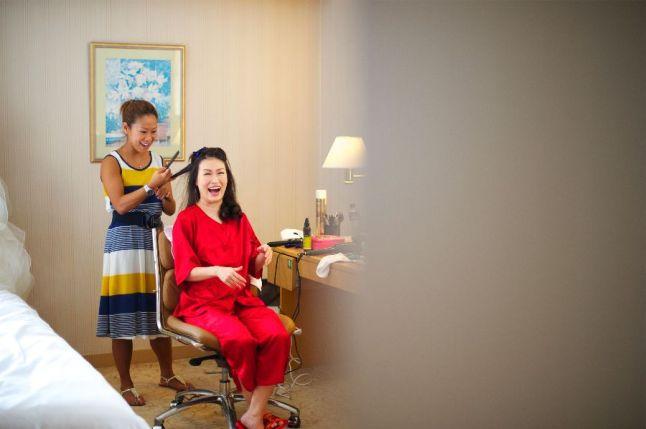 Kalamakeup wedding makeup and hair styling for bride Vera