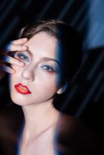 makeup artist Percy