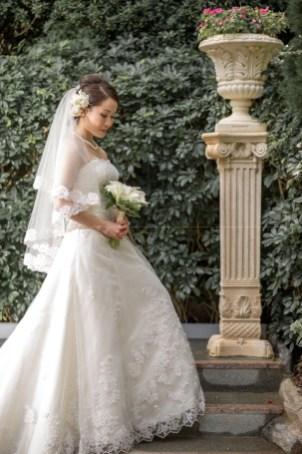 Esther bridal work