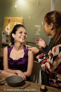 Kalamakeup makeup and hair styling for fashion shoots