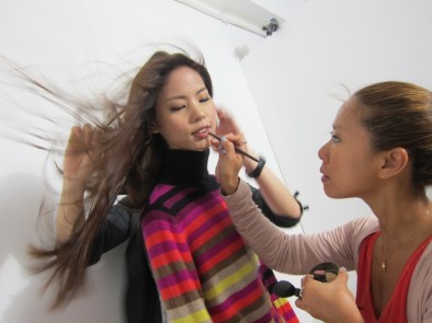 Kalamakeup makeup and hair styling for fashion shoots