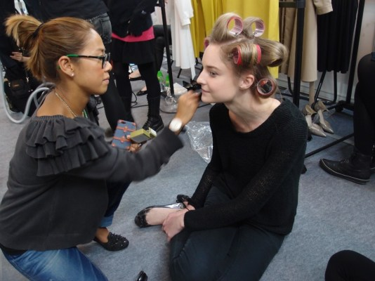 Kalamakeup makeup & hair styling for fashion shows
