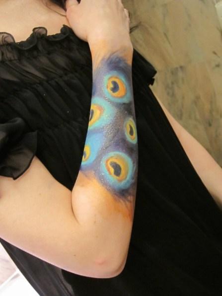 Kalamakeup body painting