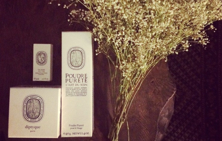 Review of Diptyque Skincare Products