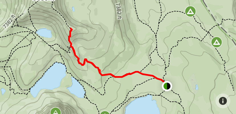 Sunshine to assiniboine backpacking trail map. The Niblet And The Nublet From Mount Assiniboine Lodge British Columbia Canada Alltrails