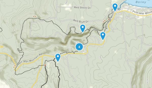 Best Trails in Petit Jean State Park Arkansas AllTrails