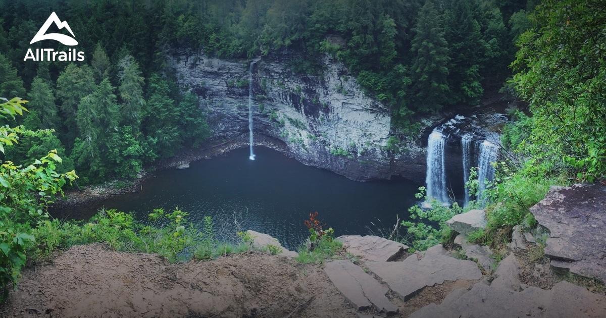 Best Trails in Fall Creek Falls State Park  Tennessee  AllTrails