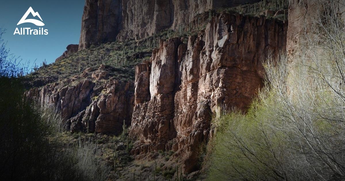 Best Trails In Aravaipa Canyon Wilderness Arizona