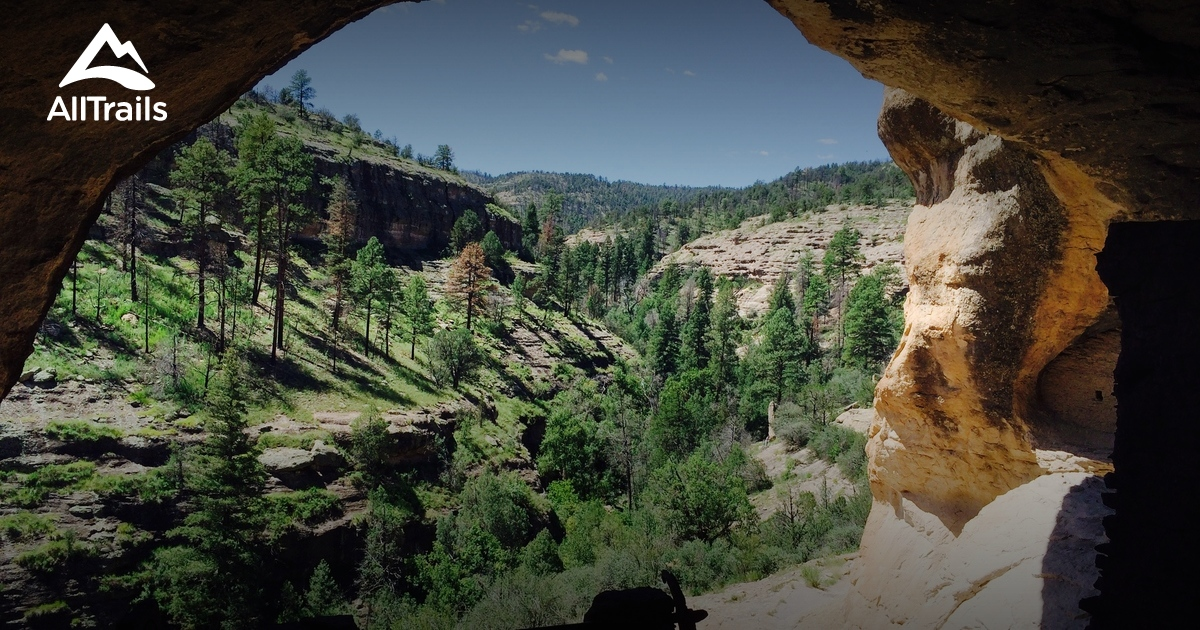 Best Trails In Gila Cliff Dwellings National Monument