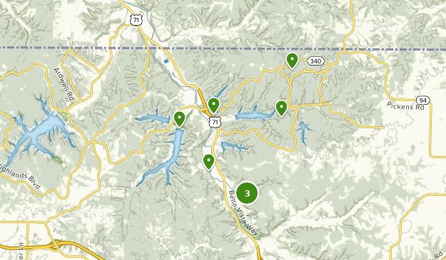 Best Kid Friendly Trails near Bella Vista Arkansas ...