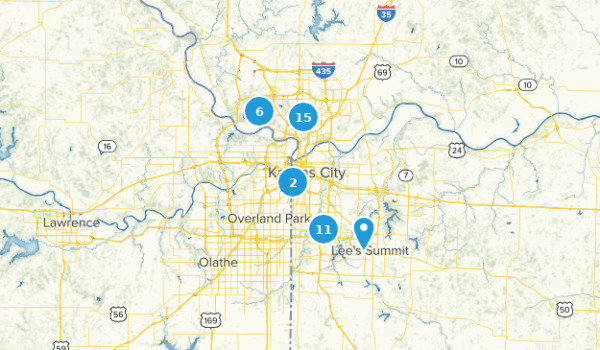 Best Trails near Kansas City Missouri AllTrails