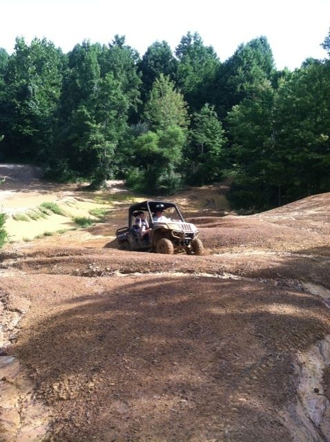 Ride Royal Blue ATV Resort - Four Wheeler Trails in Tennessee