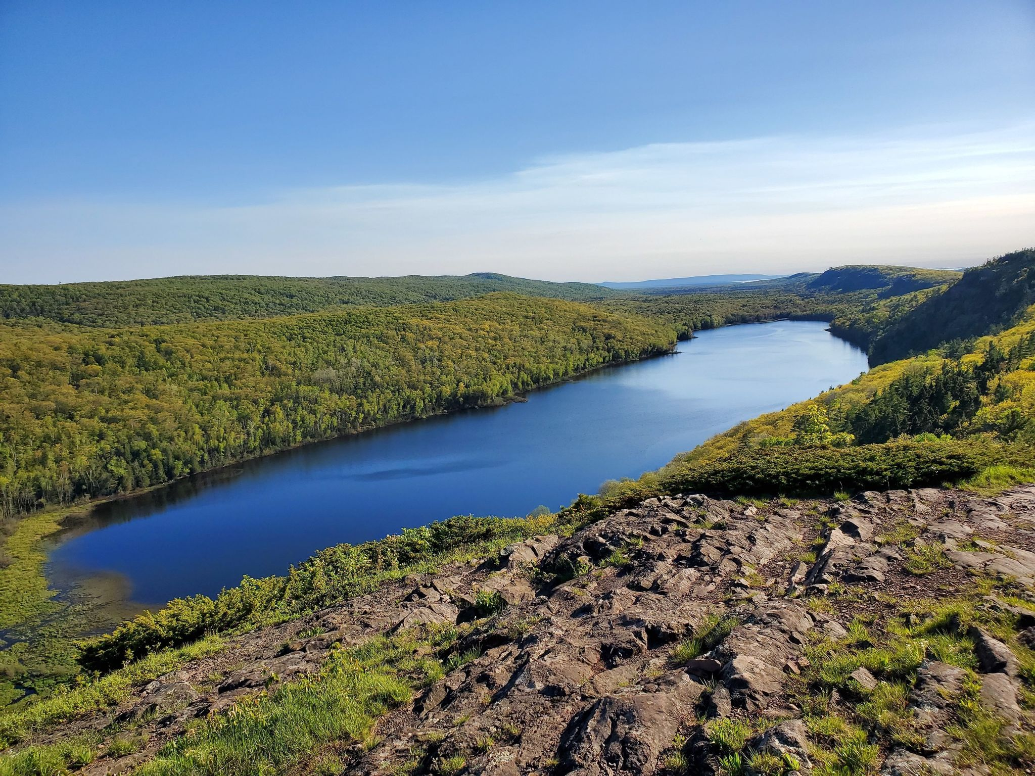 Best River Trails In Porcupine Mountains Wilderness State