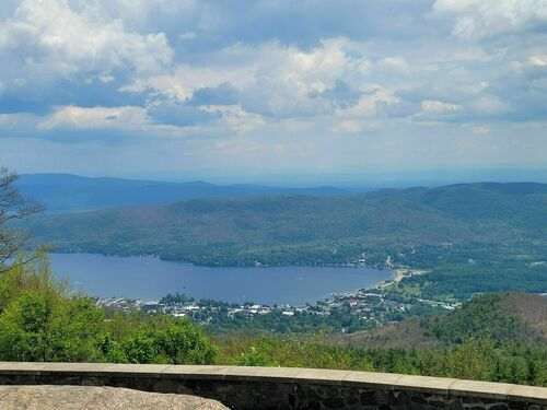 (wwti) — the new york department of environmental conservation have announced the completion of improvements to the summit. Lake George Battlefield Park New York Beliebte Routen Alltrails