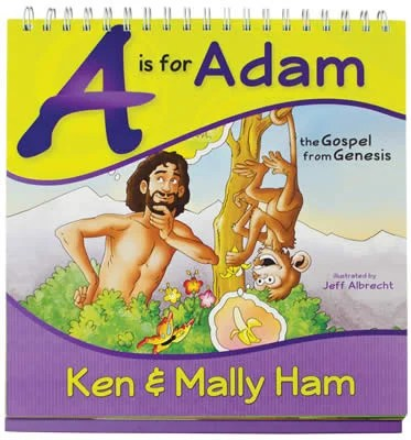 A is for Adam