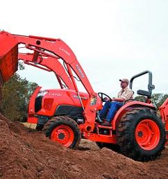 kubota l4701 standard l tractor [ 1200 x 800 Pixel ]
